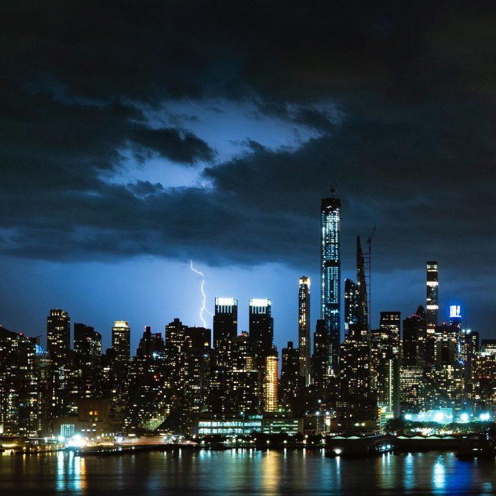 Joseph DiGiovanna y su timelapse de 30 años de New York