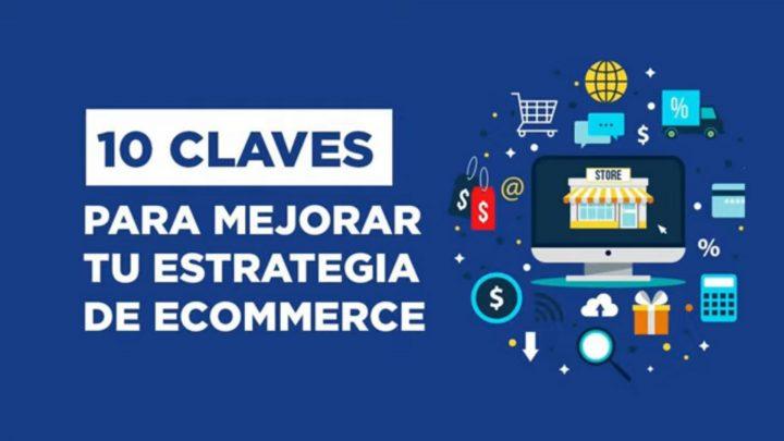 10 claves para mejorar tu estrategia de eCommerce – Webinar con CACE